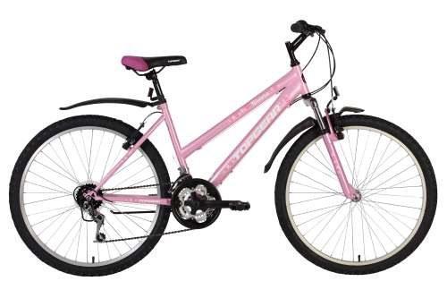 Велосипед двухколёсный Top Gear Riviera 110 16,5 сиреневый ВН26328Н