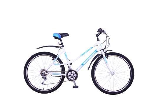 Велосипед двухколёсный Top Gear Style 100 голубой ВН26420Н