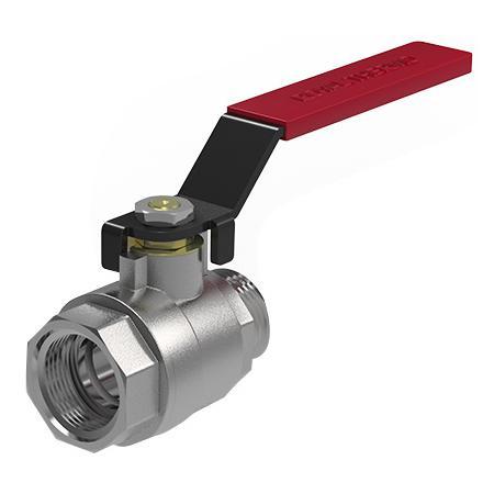 Кран шаровый Royal Thermo OPTIMAL 1 1/2 НВ стальной рычаг клапан royal thermo optimal обратный 2 rto 07037