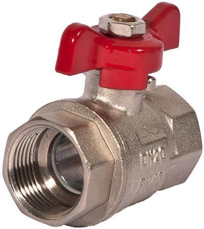 Кран шаровый Royal Thermo OPTIMAL 1 ВВ бабочка клапан royal thermo optimal обратный 2 rto 07037