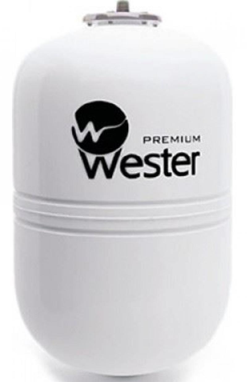 Расширительный бак для ГВС Wester WDV 12 (Объем, л: 12) расширительный бак для гвс wester wdv 12 объем л 12