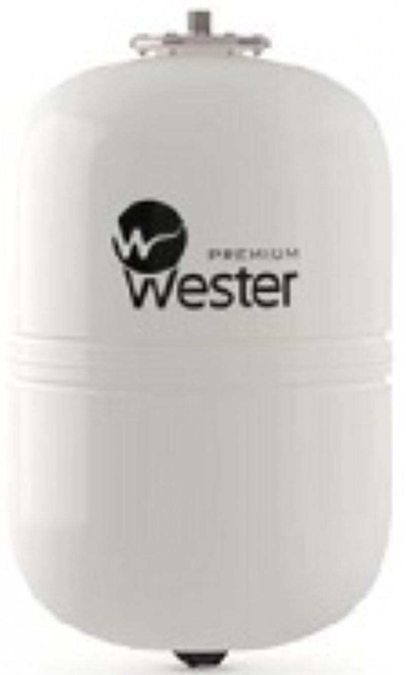 Расширительный бак для ГВС Wester WDV 24 (Объем, л: 24) бак wester 804 020 нейлоновый 125мл для краскопульта wester fpg40