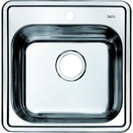 где купить Мойка кухонная IDDIS STR48S0i77 нержавеющая сталь шелк 485х485 Strit S дешево