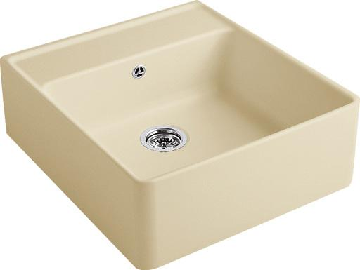 Мойка Villeroy & Boch Single-bowl sink 632061i5 керамика песочный