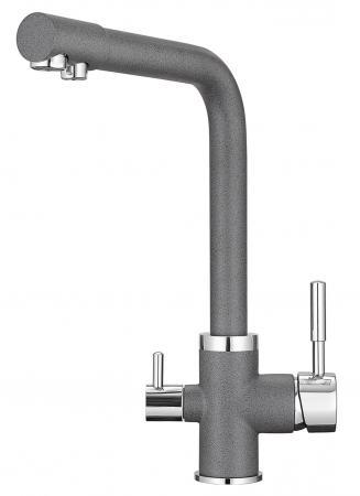 Комплектация: гибкая подводка (3 шт.); набор для крепления