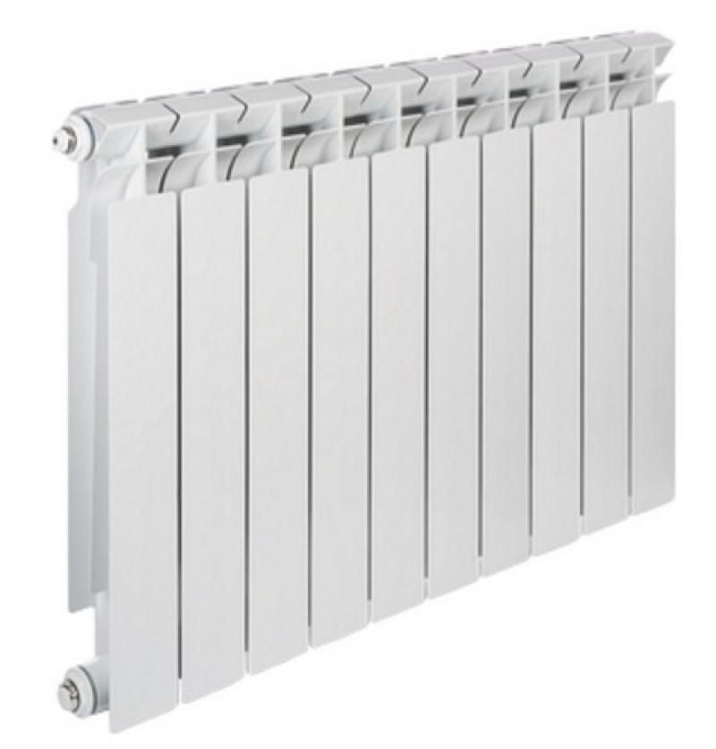 Радиатор TENRAD BM 500/80 10-секций радиатор tenrad 500 100 12 секций