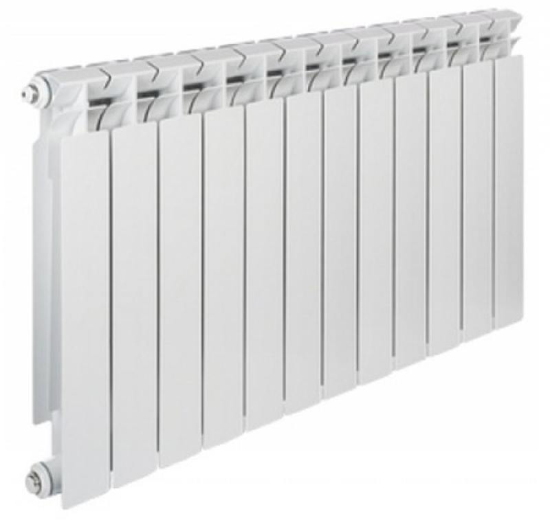 Радиатор TENRAD BM 500/80 12-секций радиатор tenrad 500 100 12 секций