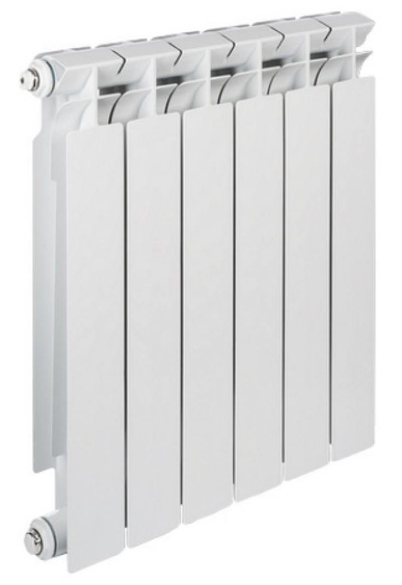 Радиатор TENRAD BM 500/80 6-секций радиатор tenrad 500 100 12 секций