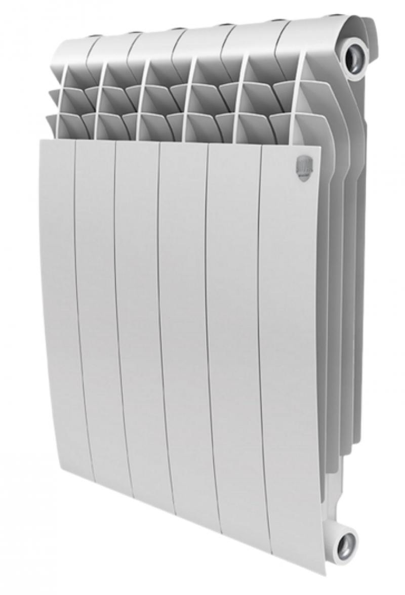 Радиатор Royal Thermo DreamLiner 500 6 секций royal thermo optimal 500 6 секций