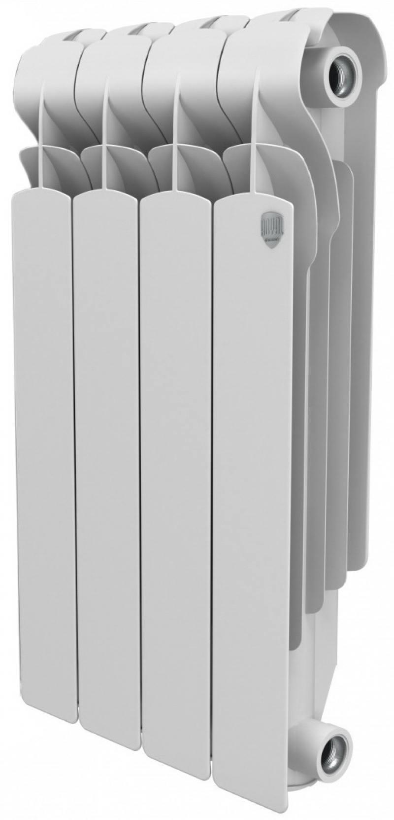 Радиатор Royal Thermo Indigo 500 4 секции