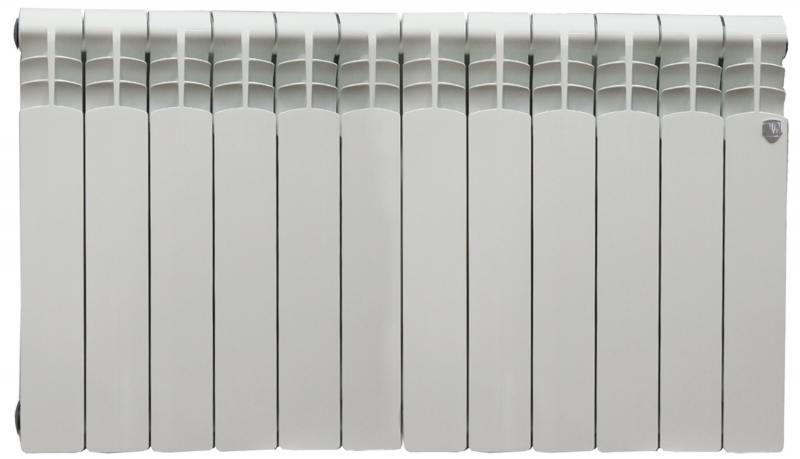 Радиатор Royal Thermo Revolution 350 12 секций комплект royal thermo коаксиальный утепленный d60 100l pr