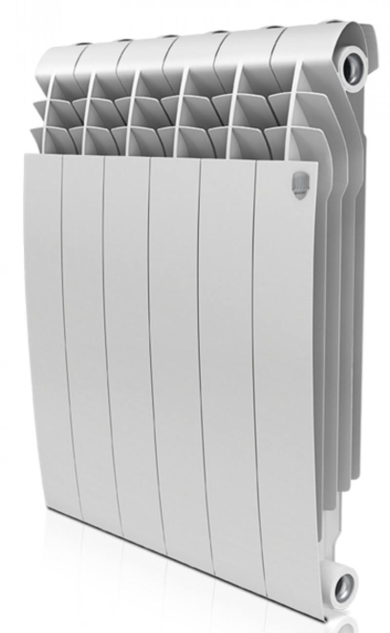 Радиатор Royal Thermo BiLiner 500 8 секций радиатор royal thermo dreamliner 500 6 секц радиатор алюминиевый