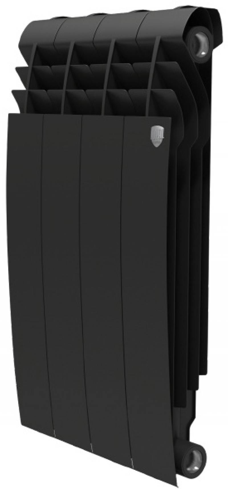 Радиатор Royal Thermo BiLiner 500 Noir Sable 4 секции