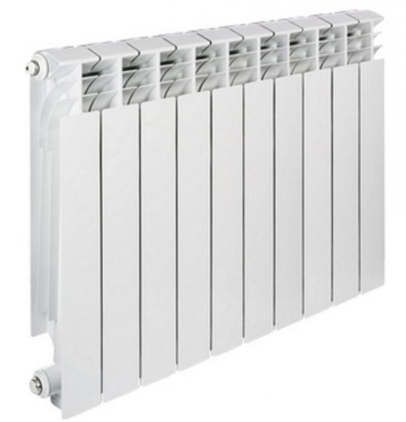 цена на Радиатор TENRAD AL500/100 10-секций