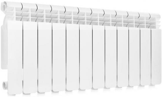 Алюминиевый радиатор Rifar Alum 350 350/90 12 секций 1668Вт радиатор tenrad bm 350 80 12 секций