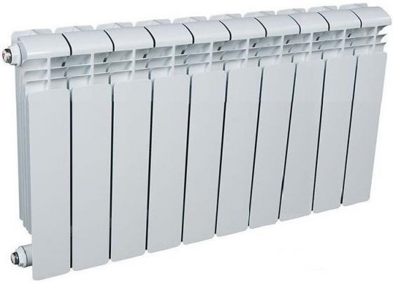 Алюминиевый радиатор Rifar Alum 350 350/90 10 секций 1390Вт алюминиевый радиатор rifar alum 500 6 сек