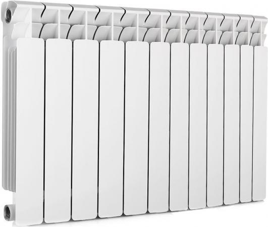 Алюминиевый радиатор Rifar (Рифар) Alum  500 12 сек. (Кол-во секций: 12; Мощность, Вт: 2196) алюминиевый радиатор rifar alum 500 14 сек