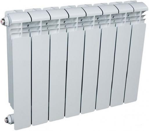 Алюминиевый радиатор Rifar (Рифар) Alum 350  8 сек. (Кол-во секций: 8; Мощность, Вт: 1112) алюминиевый радиатор rifar alum 500 10 сек