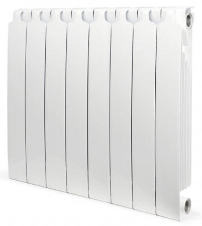 Биметаллический радиатор Sira RS 800 х 8 сек. (Кол-во секций: 8; Мощность, Вт: 2256) sira rovall80 500 5 секций