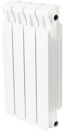 Биметаллический радиатор Rifar Monolit 500 4 секции  784Вт