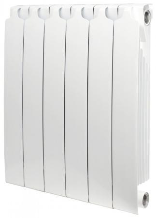 Биметаллический радиатор  Sira RS 500 х  6 сек. (Кол-во секций: 6; Мощность, Вт: 1206)
