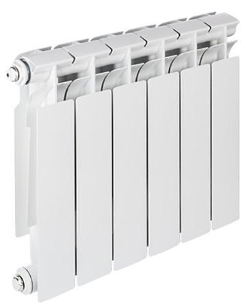 Радиатор TENRAD BM 350/80 6-секций alecord gmb 350 80 6 секций