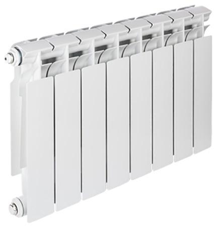 цена на Радиатор TENRAD BM 350/80 8-секций