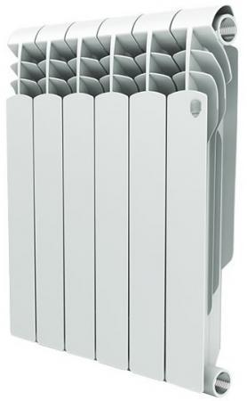 Радиатор Royal Thermo Vittoria+ 500 6 секций радиатор отопления royal thermo vittoria 350 4 секций