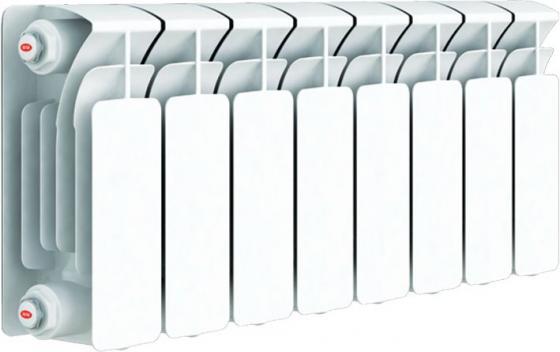 Биметаллический радиатор Rifar B-200 8 секций 832Вт