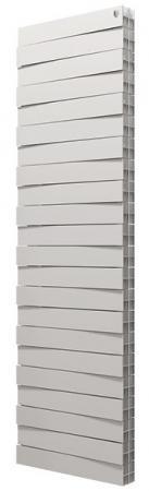 Радиатор Royal Thermo PianoForte Tower/Bianco Traffico 18 секций RTPFTBT50018 радиатор royal thermo pianoforte 500 bianco traffico 10 секций