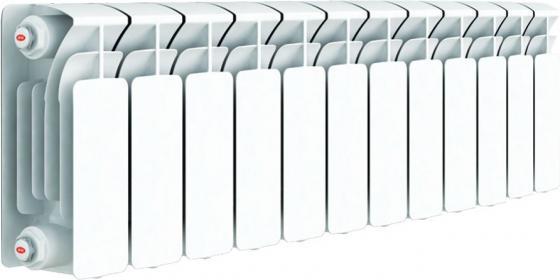 Биметаллический радиатор Rifar B-200 12 секций 1248Вт биметаллический радиатор rifar b 200 8 секций 832вт