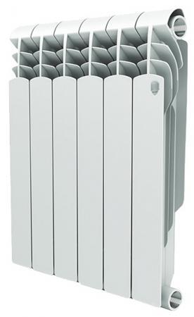 Радиатор Royal Thermo Vittoria+ 500 8 секций комплект royal thermo коаксиальный утепленный d60 100l pr