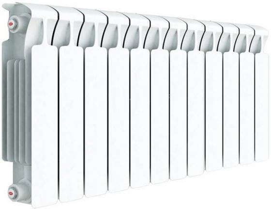Биметаллический радиатор RIFAR (Рифар) Monolit 500 12 сек. (Мощность, Вт: 2352; Кол-во секций: 12) радиатор рифар в ярославле