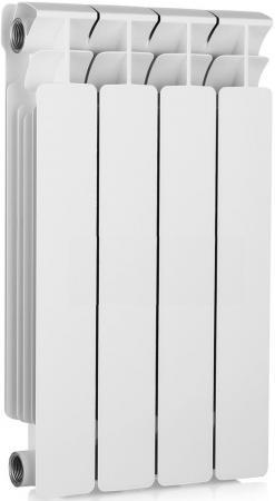 Биметаллический радиатор RIFAR (Рифар) B-500 4 сек. (Кол-во секций: 4; Мощность, Вт: 816) биметаллический радиатор rifar рифар b 350 6 сек кол во секций 6 мощность вт 816