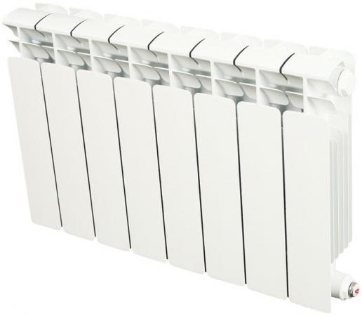 Биметаллический радиатор RIFAR (Рифар) B-350 8 сек. (Кол-во секций: 8; Мощность, Вт: 1088) радиатор rifar forza 350 8 секций биметалл