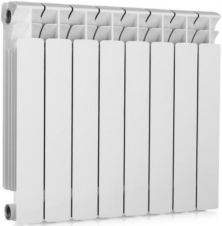 Биметаллический радиатор RIFAR (Рифар) B-500 8 сек. (Кол-во секций: 8; Мощность, Вт: 1632) биметаллический радиатор rifar рифар alp 500 6 сек кол во секций 6 мощность вт 1146