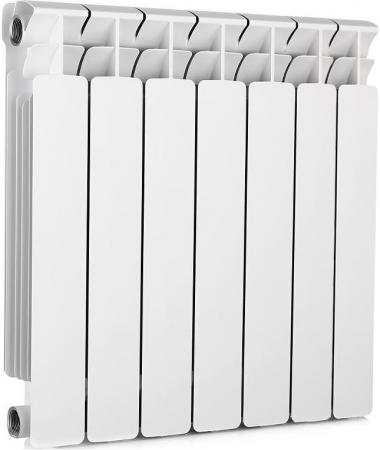 Биметаллический радиатор RIFAR (Рифар) B-500 7 сек. (Кол-во секций: 7; Мощность, Вт: 1428) радиатор рифар в ярославле