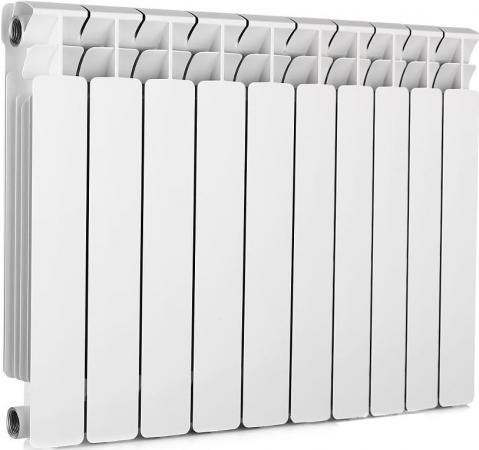 Биметаллический радиатор RIFAR (Рифар) B-350 10 сек. (Кол-во секций: 10; Мощность, Вт: 1360) радиатор рифар в ярославле