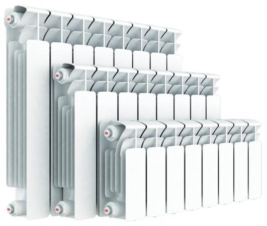 Биметаллический радиатор RIFAR (Рифар) B  350 НП  4 сек. прав. (Кол-во секций: 4; Мощность, Вт: 544;
