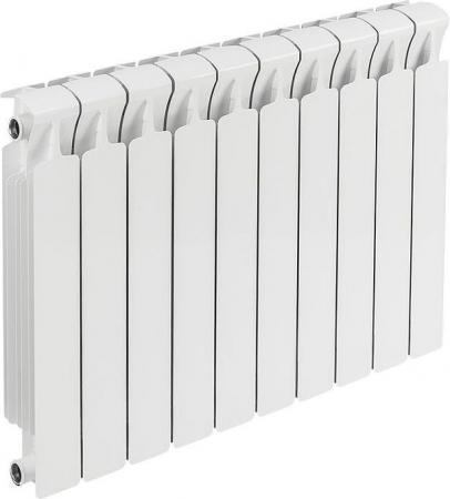 где купить Биметаллический радиатор RIFAR Monolit Ventil 500 10 сек. прав. (Кол-во секций: 10; Мощность, Вт: 1 дешево