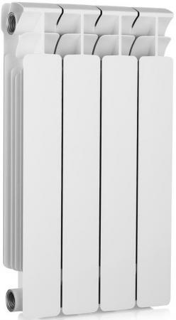 Биметаллический радиатор RIFAR (Рифар) B   500 НП  4 сек. лев. (Кол-во секций: 4; Мощность, Вт: 816;