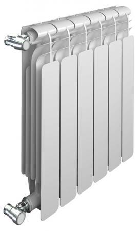 Радиатор Sira Alice 350 х 6 секций SFAB035006XX алюминиевый радиатор sira rovall80 350 12 секций