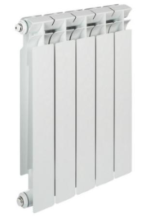 Радиатор TENRAD 500/100 5-секций радиатор tenrad bm 350 80 12 секций