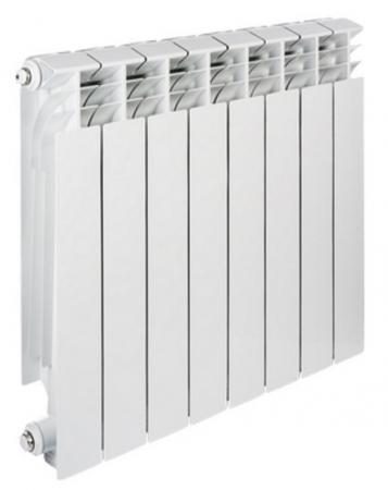 цена на Радиатор TENRAD 500/100 8-секций