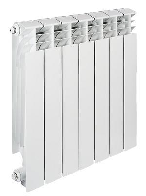 Радиатор TENRAD 500/100 7-секций радиатор tenrad bm 350 80 12 секций