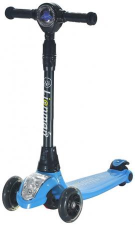 Самокат LIONMEN Speed XLM-L-004 blue самокат rgx nexus blue