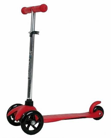 Самокат IMPULSE SA1708 red цены онлайн