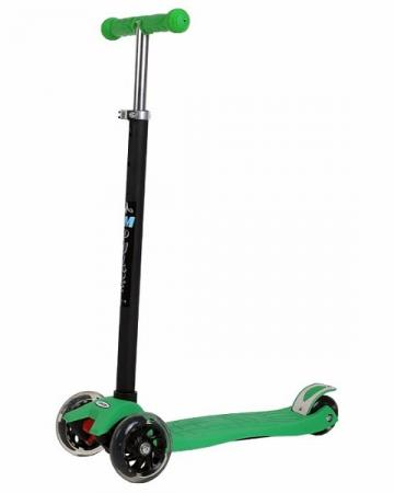 Самокат IMPULSE SA1702 green impulse