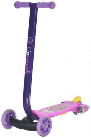 Самокат LIONMEN Сircus XLM-930 pink самокат graffiti jolly buddi pink 2884987