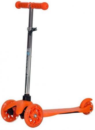 Самокат  IMPULSE SA1705 orange